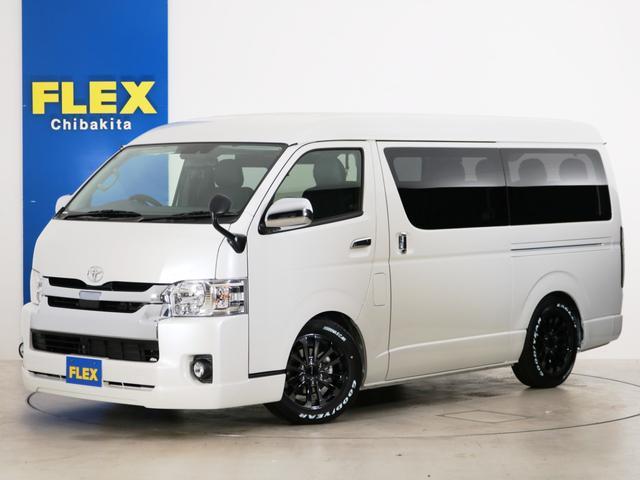 トヨタ GL 10人乗り 3ナンバー FLEX内装アレンジVer2