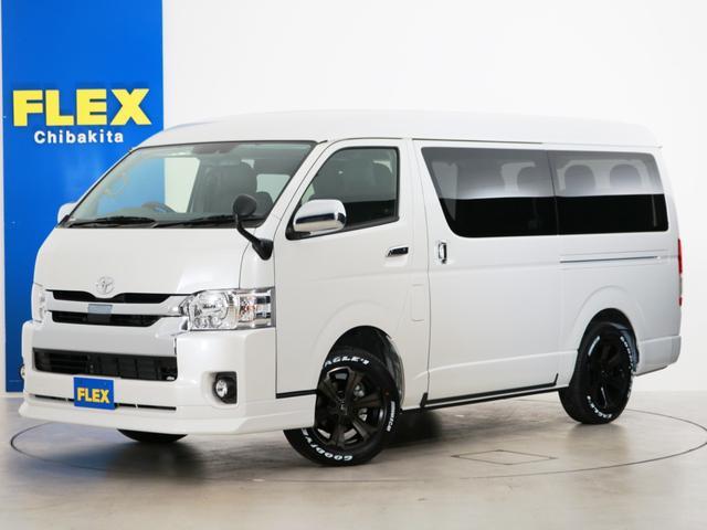 トヨタ GL 10人乗り ロング FLEX内装アレンジVer1