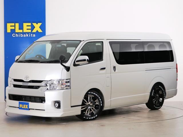 トヨタ GL 10人乗り 3ナンバー登録 内装アレンジVer1.5