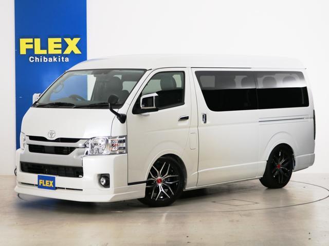トヨタ GL 10人乗り FLEXオリジナル内装アレンジVer2