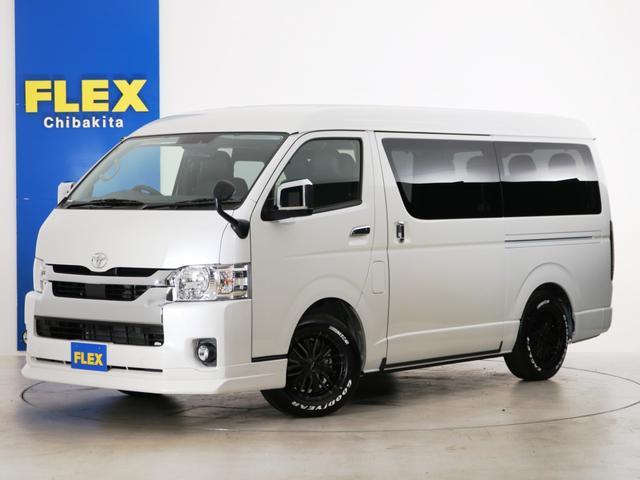 トヨタ GL 10人乗り FLEXオリジナル内装アレンジVer1