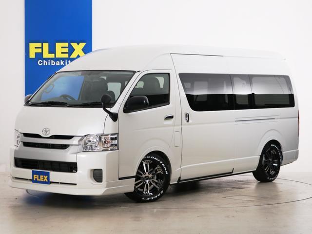 トヨタ スーパーロングGL FLEXオリジナルキャンピングカー COMCAN 7名定員