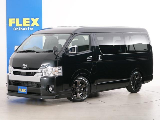 GL 10人乗り3ナンバー FLEXオリジナル内装アレンジVer5