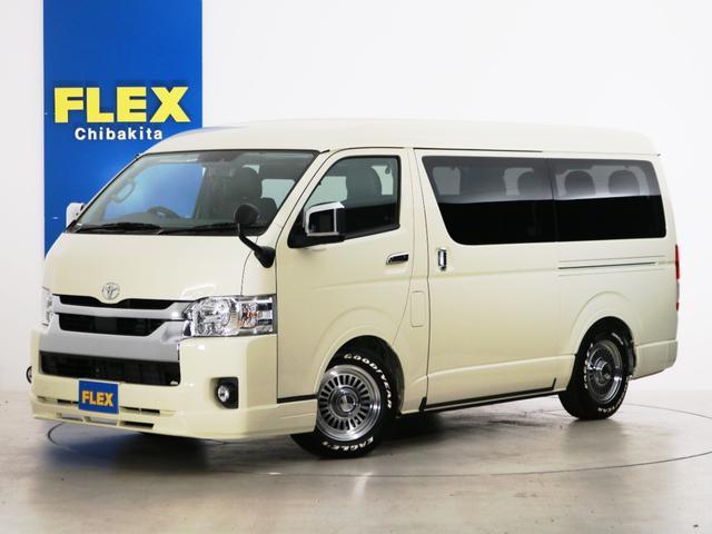 トヨタ GL 10人乗り3ナンバー登録 ガソリン4WD FLEXオリジナル内装アレンジVer2