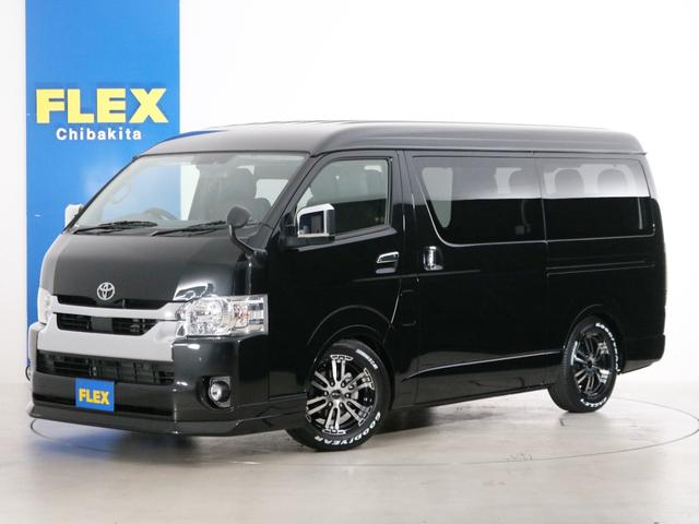 トヨタ GL 10人乗り3ナンバー登録 ガソリン2WD FLEXオリジナル内装アレンジVer1