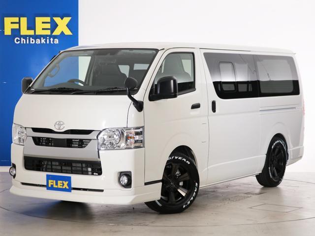 トヨタ DX GLパッケージ 6人乗り4ナンバー登録 ガソリン2WD ライトカスタムPKG