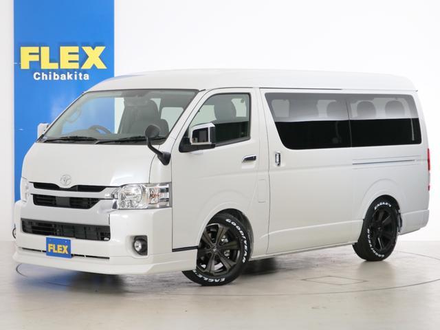 トヨタ GL 10人乗り3ナンバー登録 ガソリン2WD 内装アレンジVer2