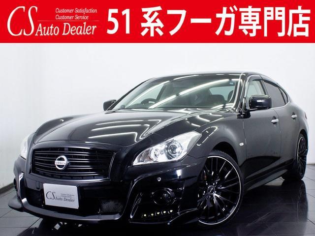 日産 250GT 黒革 フルエアロ 新品20インチAW&タイヤ