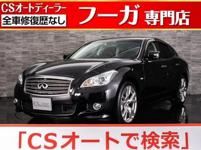 日産 370GT タイプS 黒革 エアシート シートヒーター HDDマルチ フルセグ DVDビデオ再生 Bluetoothオーディオ バックモニター 20インチホイール HIDヘッドライト