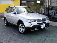 BMW X32.5si 黒革シート シートヒーター パワーシートETC