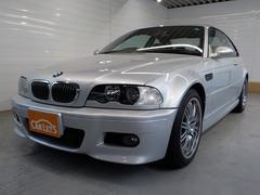 BMWM3クーペ SMGII ワンオーナー 黒本革 サンルーフ