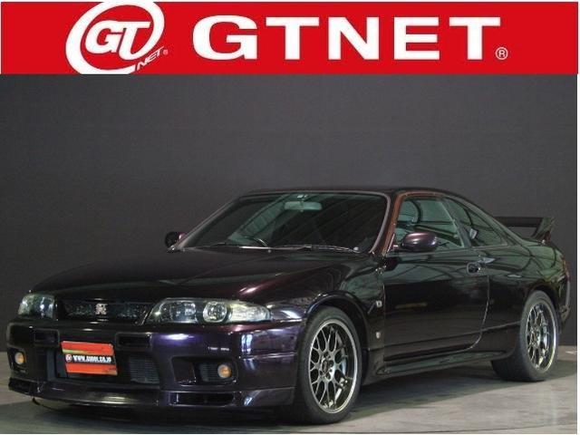 日産 GT-R HKSマフラー・エアクリ BBSアルミ ETC