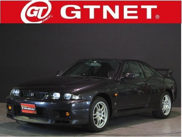 日産 GT-R ワンオーナー フジツボマフラー ETC
