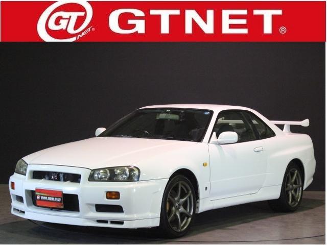 日産 GT-R ワンオーナー アペックス車高調 ナビTV前後カメラ