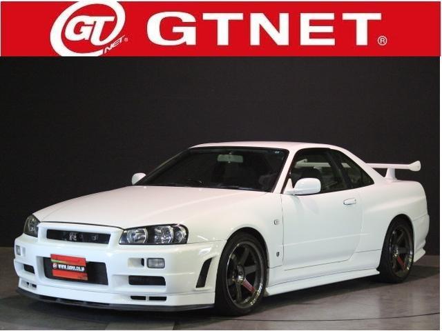 日産 GT-R Vスペック nismoエアロ GT-SSタービン