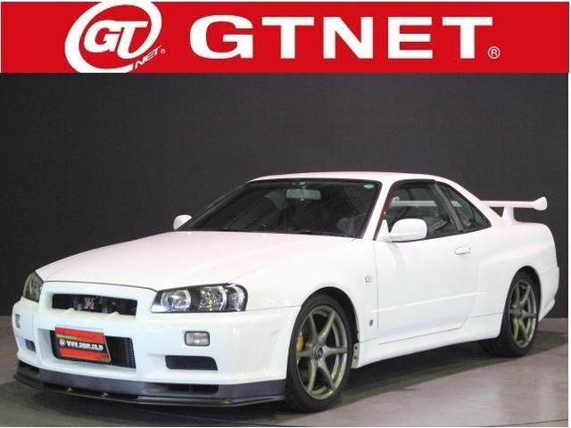 日産 GT-R Vスペックリップ HKS車高調マフラー