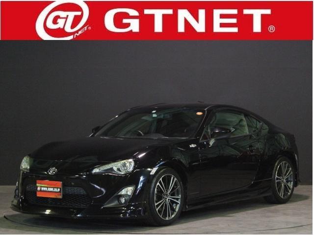 トヨタ GT 1オーナー Modellistaエアロ バックカメラ