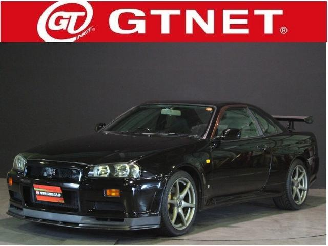 日産 GT-R Vスペックリップ タイミングベルト交換済