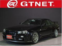 スカイライン25GTターボ GT−Rルック TEIN車高調 LEDテール