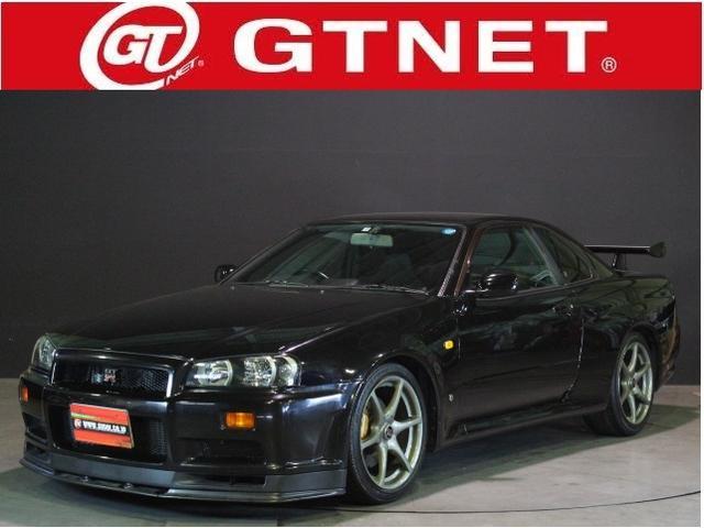 GT-R Vスペック ワンオーナー 禁煙車 HKS車高調(1枚目)