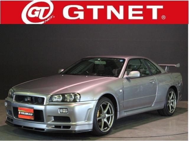 日産 GT-R Vスペック ニスモマフラー イクリプスHDDナビ