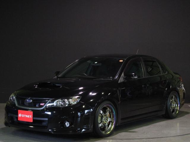 スバル WRX STI Aライン STIキャリパー RAYSアルミ