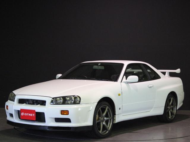 日産 GT-R ワンオーナー ノーマル車 ETC HID 純正CD