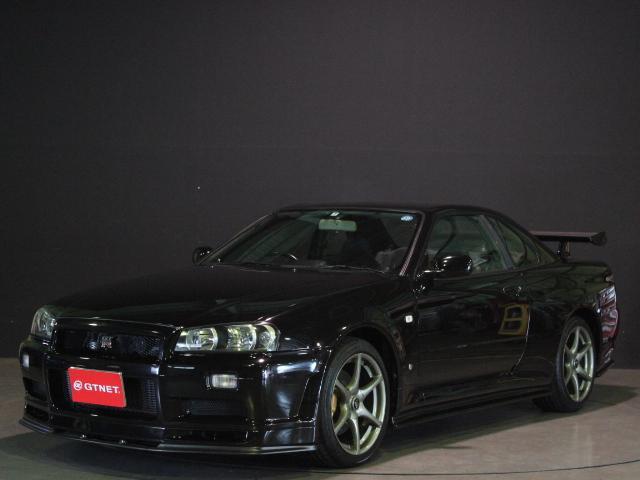日産 GT-R VスペックFリップ nismoエアロ