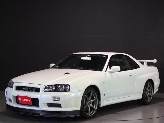日産 GT-R VスペックII ニスモサスペンション ナビTV