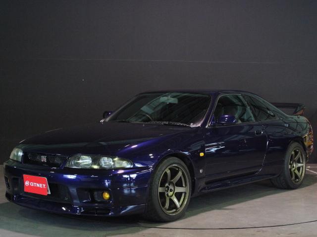 日産 GT-R レイズ18アルミ クスコ車高調 ETC CD