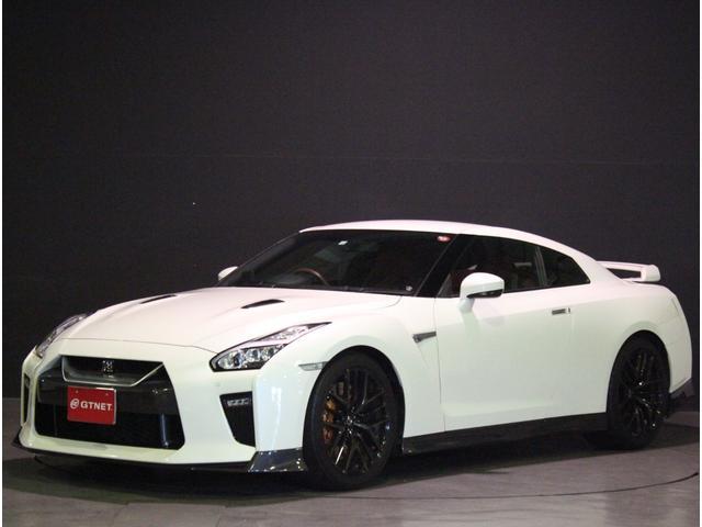 日産 GT-R プレミアムエディション MY17 nismoスポーツリセッティング サッチャムセキュリティ アンバーレッドレザーインテリア