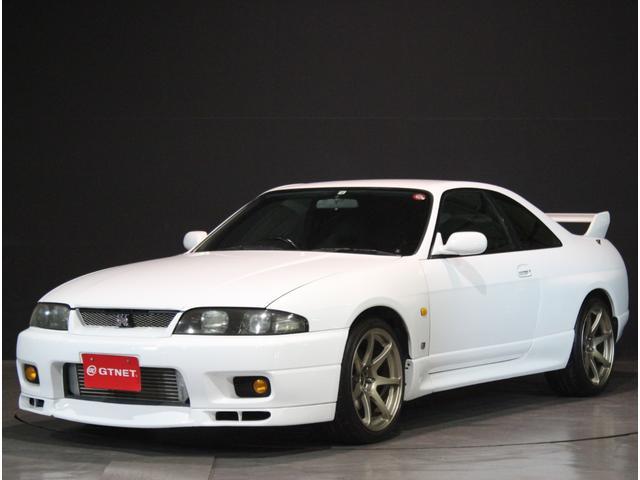 日産 スカイライン GT-R Vスペック ARROWZ車高調 HKSマフラー ブレンボキャリパー 社外アルミホイール