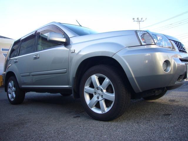 日産 Xtt 4WD