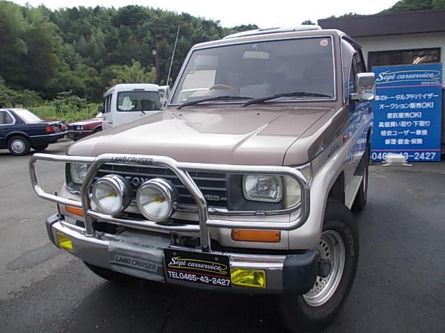 トヨタ オートマ 3ドア SX 4WD サンルーフ