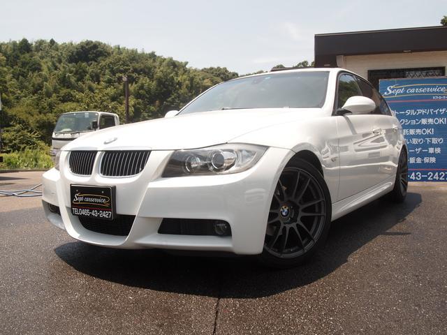 BMW 323i Mスポーツパッケージ メモリーナビ フルセグTV