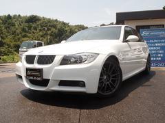 BMW323i MスポーツP Mナビ フルセグ サーモ交換済