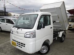ハイゼットトラック電動清掃ダンプ 4WD 5MT