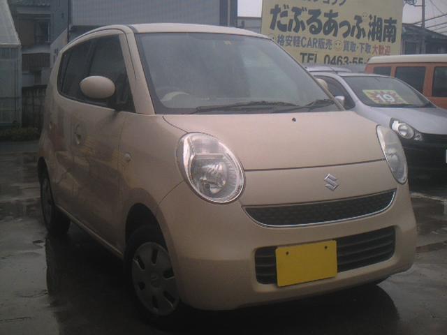 「スズキ」「MRワゴン」「コンパクトカー」「神奈川県」の中古車