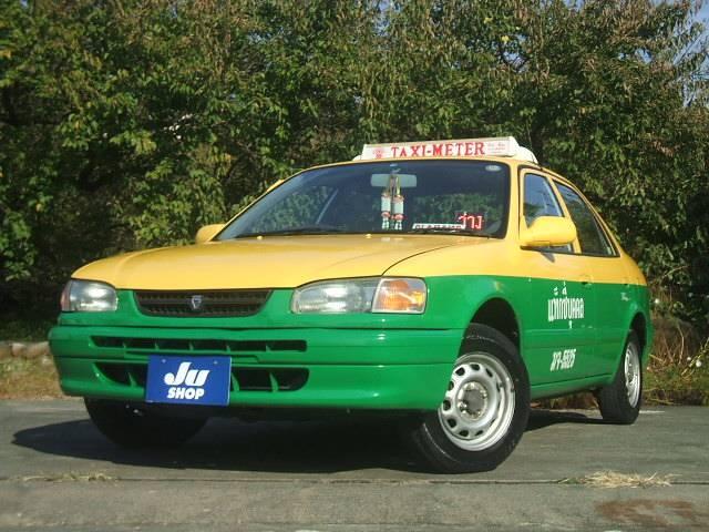 トヨタ DX タイ タクシー仕様