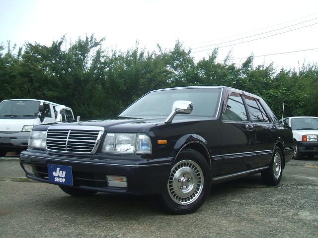 日産 ブロアム V6 3000CC タイミングベルト交換済み