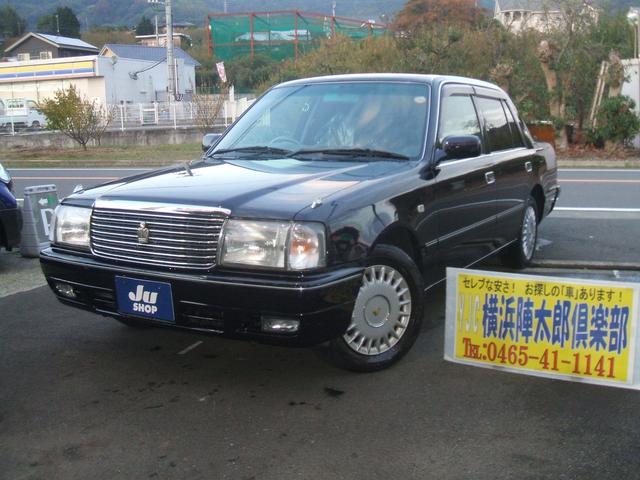 クラウンセダン(トヨタ) キーレス CD ナビ 中古車画像