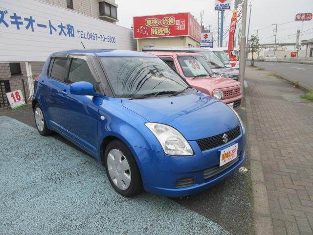 スズキ 1.3XG 2WD 4AT CD/MD
