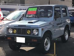 ジムニーインタークーラーターボ 4WD 5MT 走行7.3万キロ