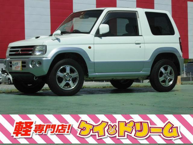 三菱 アクティブフィールドエディション4WDターボキーレスフォグ