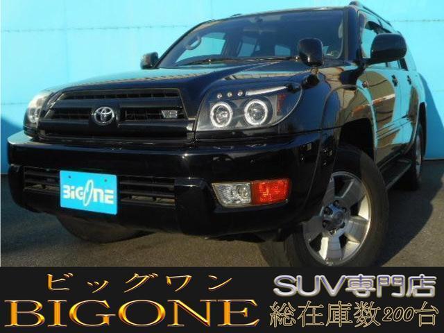 トヨタ SSR-G イカリングヘッドライト 本革シート