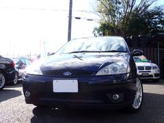 フォードフォーカス 2.0ST170 150台限定 社外ナビ SR
