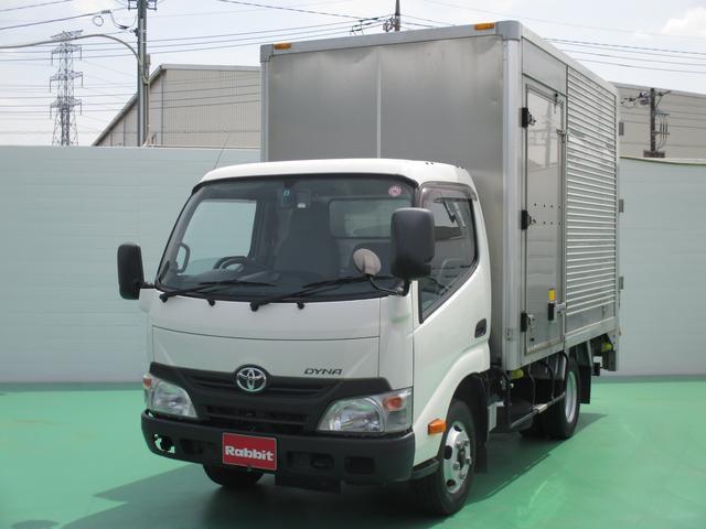 トヨタ アルミバン スライドリフト 2000kg積