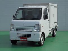 キャリイトラック冷蔵冷凍車 −5度設定