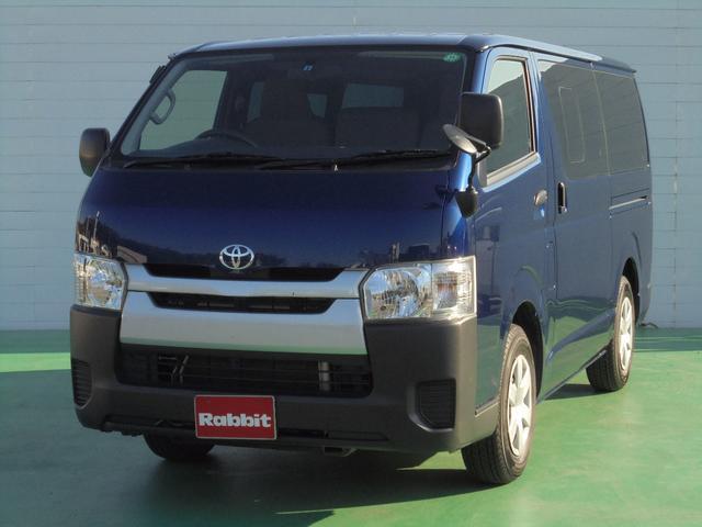 トヨタ ロングDX 低床 5ドア ガソリン車 1.25t積