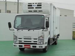 エルフトラック冷蔵冷凍車−5℃設定 オートターン式パワーゲート ロング2t